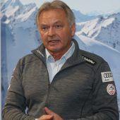 Sportdirektor Hans Pum hörtbeim Skiverband auf