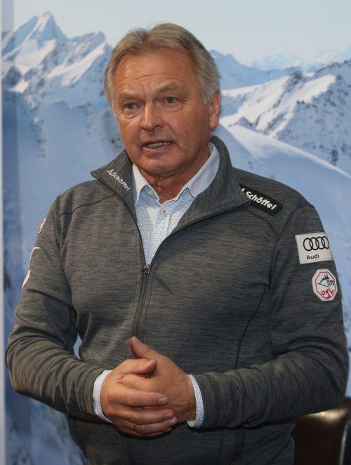 Nach über 40 Jahren ist Schluss beim ÖSV: Hans Pum.gepa
