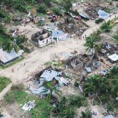 Kenneth zerstört Tausende Häuser