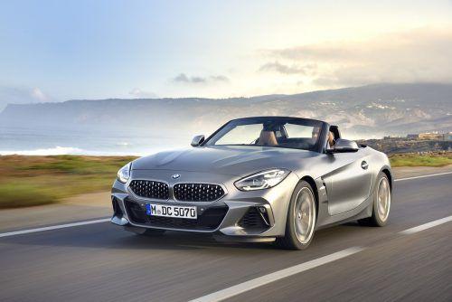 Neu aufgelegt hat BMW den Z4: Generation zwei des Textildach-Roadsters, ausschließlich mit Heckantrieb.werk