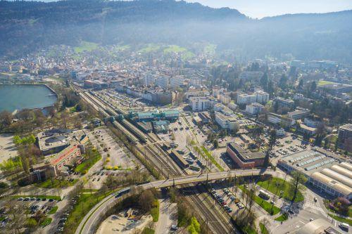 Neustart für das Seestadt-Projekt könnte schon in wenigen Monaten beschlossen werden.VN/Hartinger