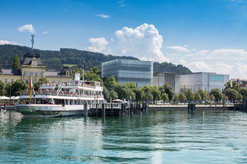 Nicht nur eine schöne Kulisse, sondern Arbeitsplatz für viele Menschen in Vorarlberg, der Schweiz und Deutschland: der Bodensee. Rainer/BVT