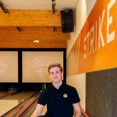Übelher und Wilfinger bei Bowling-EM