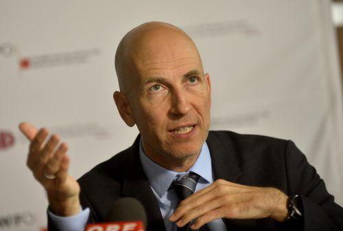 """""""Österreich ist bekannt dafür, dass die Einkommen vor der Umverteilung relativ ungleich sind"""", sagt IHS-Chef Kocher. apa"""