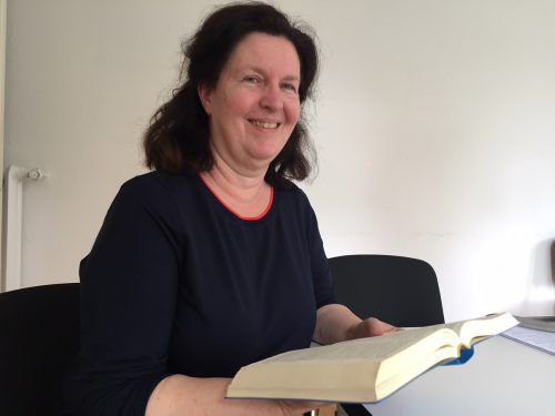 Ostern feiert Barbara Wedam mit Brunch und Messbesuchern.vn/mm