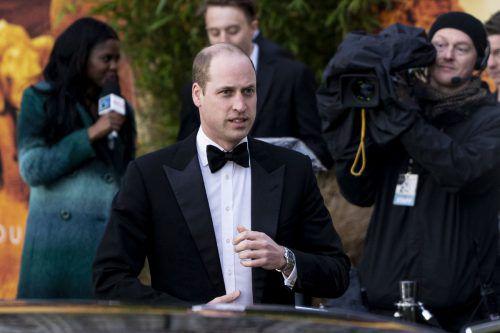 Prinz William absolvierte Schnupperkurs beim Geheimdienst.afp