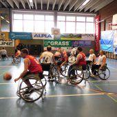 Rollstuhlsport vom Feinsten in Altach