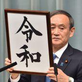 Mit Kaiser Naruhito beginnt in Japan die Reiwa-Ära