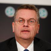 Reinhard Grindel ist als DFB-Chef Geschichte