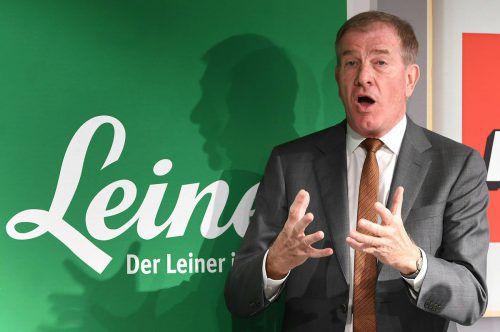 Reinhold Gütebier sieht den Möbelhändler auf dem Weg zurück zum Erfolg.APA