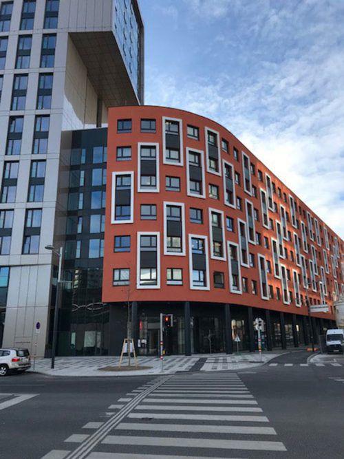 Die Quartiersentwicklung am Wiener Hauptbahnhof ist abgeschlossen. rhomberg
