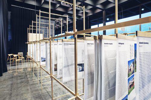 """Rudolf Wäger gilt als prägende Gestalt der Vorarlberger Bauschule und ist auch im Projekt """"Getting Things Done"""" vertreten. Vorarlberg Museum"""