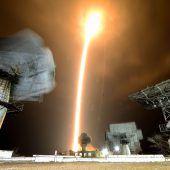 In zwei Stunden zur ISS