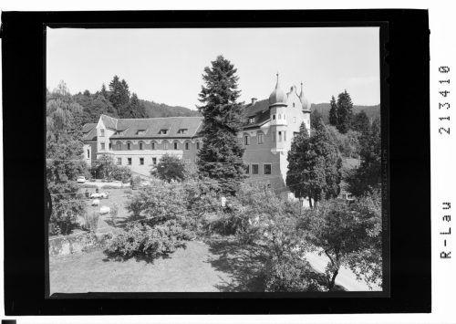 Schloss Hofen: ab 1952 Landeslehrstätte für das Gastgewerbe.