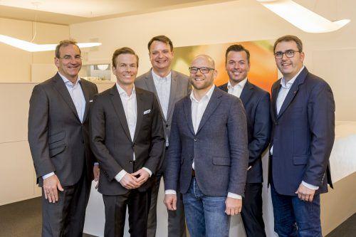 Sechs Bauunternehmen haben die Smart Construction Austria gegründet. pröll