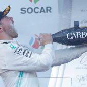 Mercedes dominiert weiter