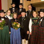 Vorarlbergs Trachtenverband tagte in Mellau