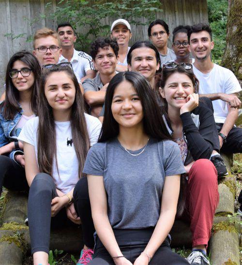 START-Vorarlberg unterstützt derzeit 22 Jugendliche mit Migrationshintergrund auf ihrem Weg zur Matura. START Vorarlberg