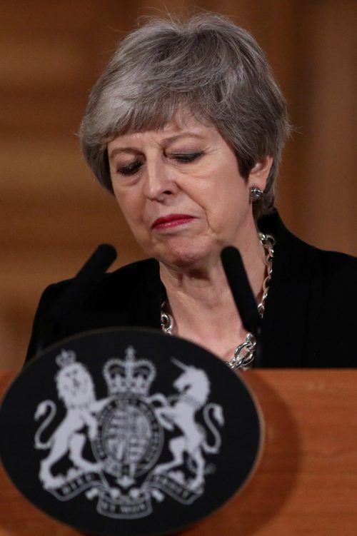 Theresa May will ungeordneten EU-Austritt unbedingt vermeiden. reuters