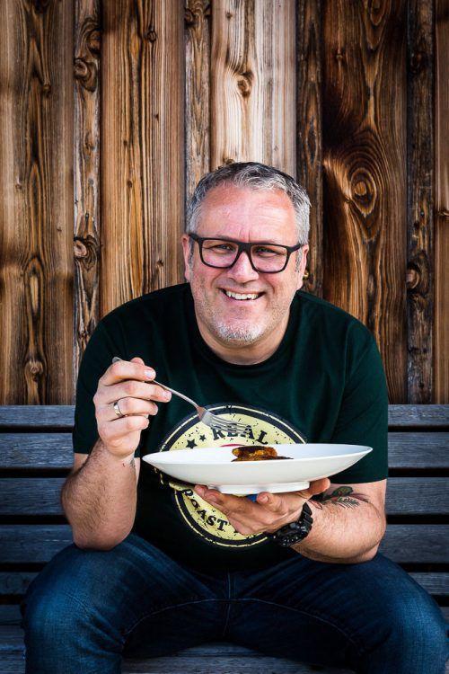 Tom Heinzle vereint Innovatives und Traditionelles auf dem Grill. Vivi D'angelo