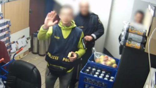 Videobeweis: Die Landespolizeidirektion setzte die Strafe erst auf 100 Euro an.