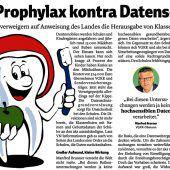 Politischer Einsatz für Max Prophylax