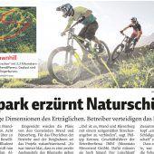 ÖVP und FPÖ hinter Bikepark-Projekt