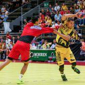 Platz zwei bei Handballfest
