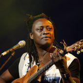 Weltmusik-Star Habib Koité & Bamada in der Remise Bludenz