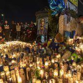 Massenpanik bei Andacht für Nipsey Hussle