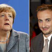 Böhmermann verliert vor Gericht gegen Merkel