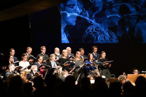 Zuletzt gelang im Rahmen der Zwischentöne eine großartige Aufführung von Bachs singulärer Matthäus-Passion. Festival/Rhomberg