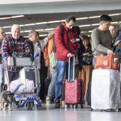 Wieder legt Drohne Frankfurter Flughafen kurzzeitig lahm