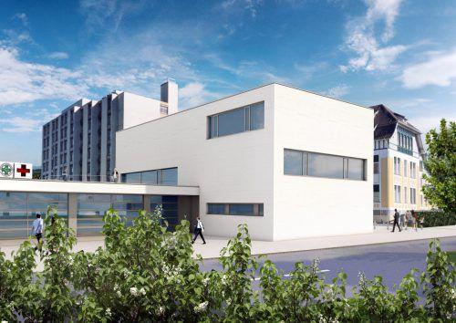 2,5 Millionen Euro kostete der neue RK-Stützpunkt. STH