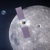 US-Astronauten sollen 2024 wieder auf dem Mond landen