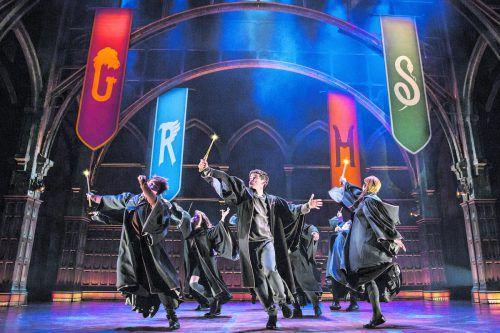 Ab März 2020 wird Harry Potter im Mehr! Theater aufgeführt.  Matthew Murphy