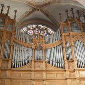 Konzert zugunsten eines Klangdenkmals