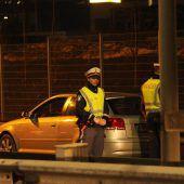Polizei zog 15 berauschte Lenker aus dem Verkehr