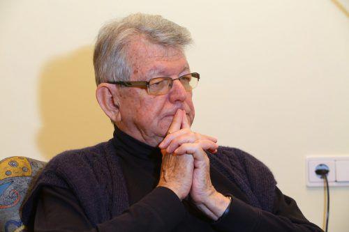 Alt-Bischof Erwin Kräutler ist immer noch ein streitbarer Geist, wenn es um den Schutz der indigenen Bevölkerung in Amazonien geht. vn