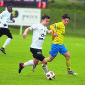 Lampert ließ Altach Amateure im Derby jubeln