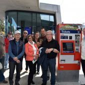 Kurs zur Nutzung des Fahrkartenautomaten