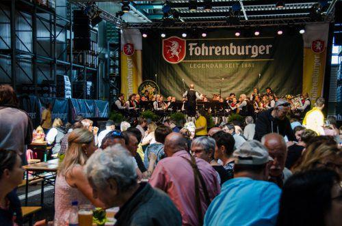 Am Samstag und Sonntag wird bei der Brauerei Fohrenburg zum 9. Mal gefeiert. veranstalter