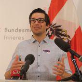 Vom Skispringer zum Polizisten: Kofler mit Rücktritt
