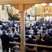 Pfarre Gaschurn feierte rundes Kirchenjubiläum