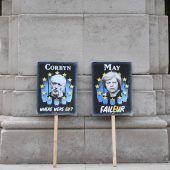 Spekulationen über Mays baldigen Rückzug