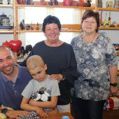 Beherzter Einsatz für Familien in Not
