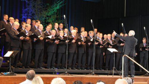 Bereits zum 13. Mal veranstaltet der Männerchor Lauterach die Chormatinee.MÄNNERCHOR LAUTERACH