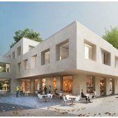Baustein für Rankweiler Zentrum