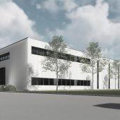 Neuer Firmensitz für Sportbau Walser
