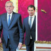 Vorarlberger als neuer Innenminister